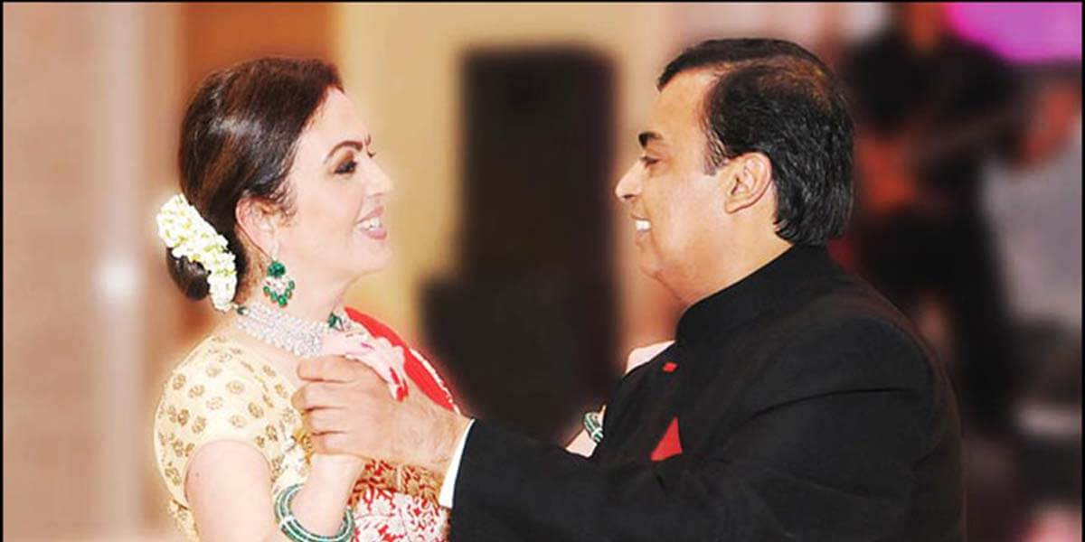Love Story of Mukesh Ambani and Nita Ambani: A Cupid's Match