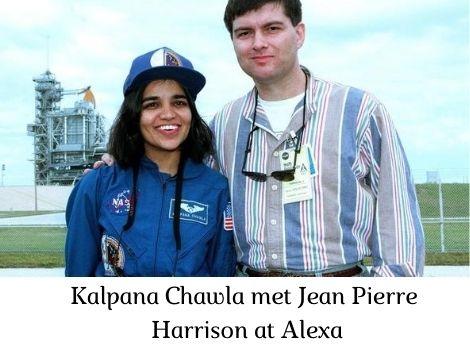 Kalpana chawla love story