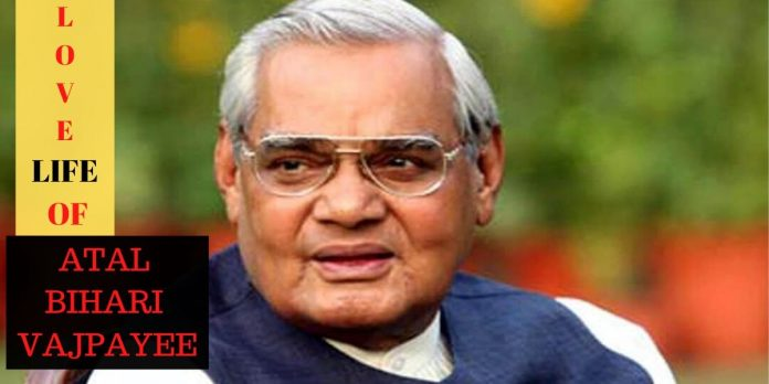 love story of Atal Bihari Vajpayee