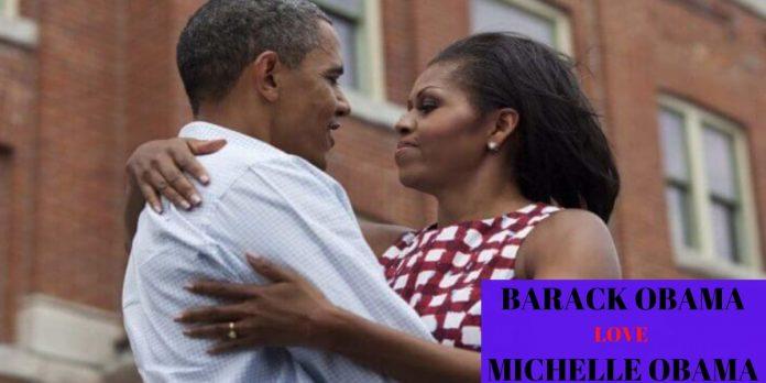 Barack obama & Michelle Obama love story