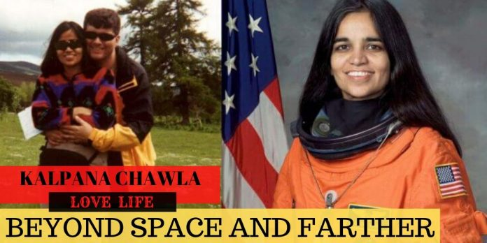 LOVE STORY OF KALPANA CHAWLA: BEYOND SPACE AND FARTHER