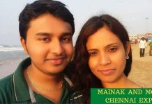 LOVE STORY OF MAINAK AND MOUSUMI: CHENNAI EXPRESS