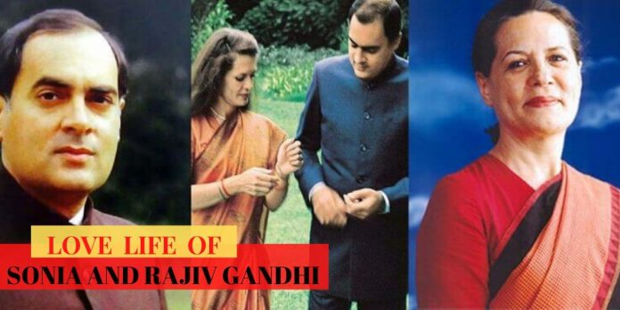LOVE STORY OF SONIA AND RAJIV GANDHI: BEYOND MOUNTAINS AND ACROSS THE SEA