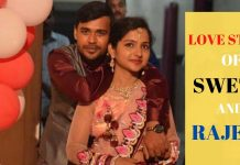 LOVE STORY OF SWETA AND RAJESH: END IS THE NEW BEGINNING