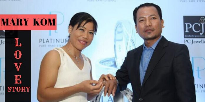 MARY KOM LOVE STORY: FIGHT FOR LOVE