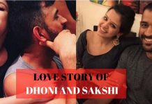 THE SECOND INNINGS: LOVE STORY OF DHONI AND SAKSHI