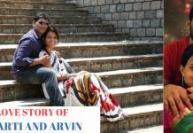 THE ULTIMATE FIGHT FOR LOVE: LOVE STORY OF BHARTI AND ARVIN
