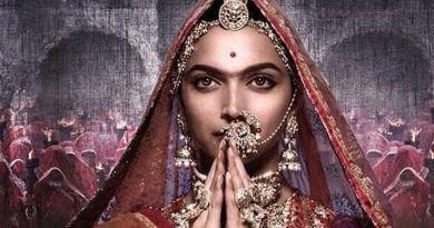 Rani Padmawati Love Story