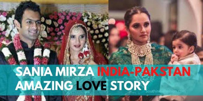 sania mirza shoib malik love story