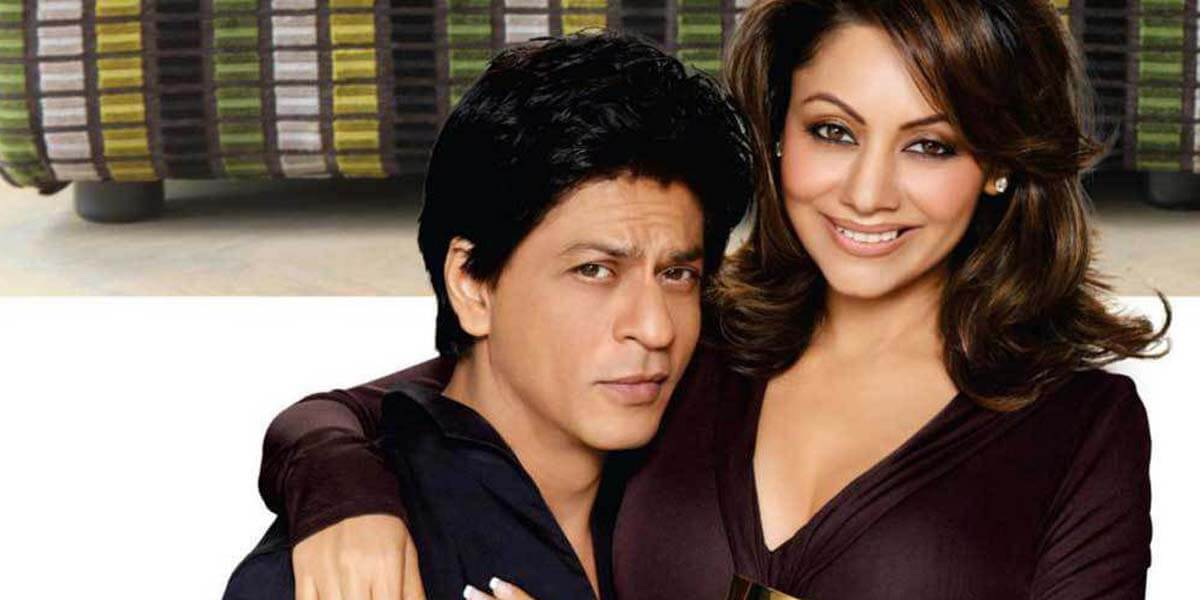 sharukh and gauri love story