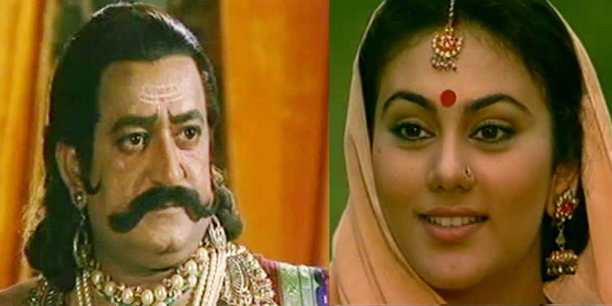 Story of Mandodari Sita and Ravana love: Line between Love and Lust
