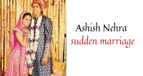 ashish nehra love story