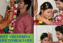 LOVE STORY OF GURMEET AND DEBINA: FROM REEL LIFE TO REAL LIFE