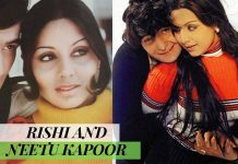 THE LOVE STORY OF RISHI AND NEETU KAPOOR: KHEL KHEL MEIN