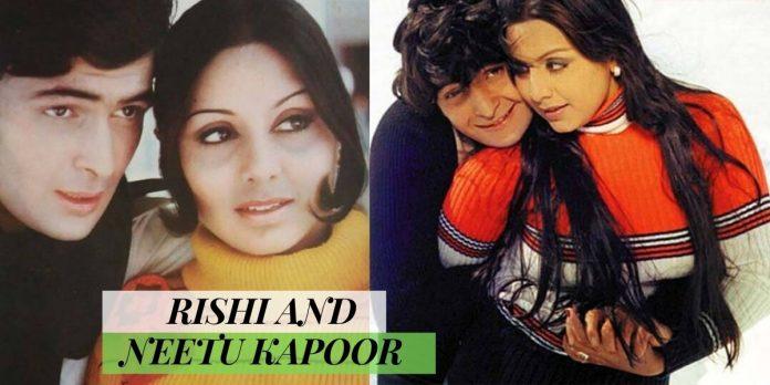 THE LOVE STORY OF RISHI AND NEETU KAPOOR: KHEL KHEL MEIN