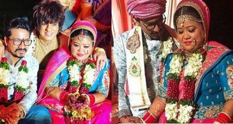 bharti singh love story