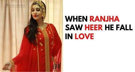 heer ranjha true love story
