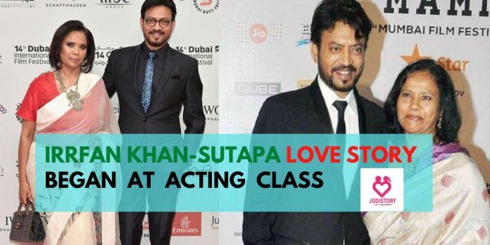 irrfan khan love story