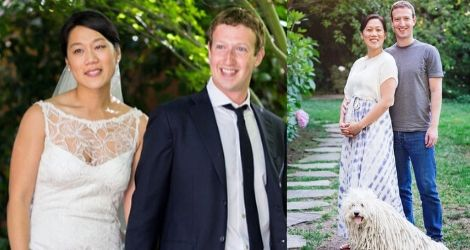 mark Zuckerberg & Pricilla love story