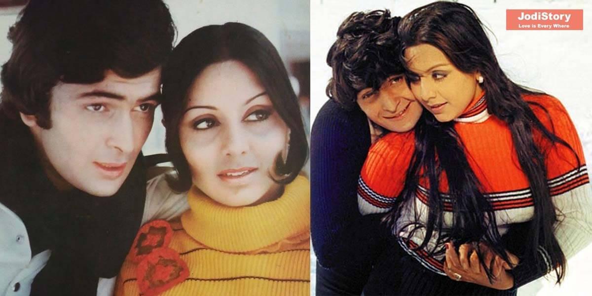 Love Story Of Rishi Kapoor And Neetu kapoor