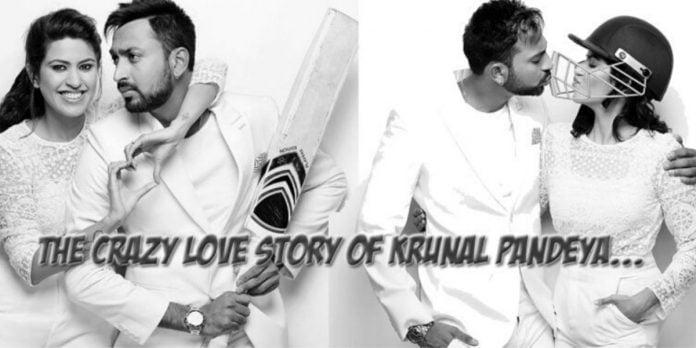 LOVE STORY OF KRUNAL PANDYA: A SHOT TO LOVE