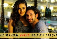 SUNNY LEONE AND DANIEL WEBER LOVE STORY: LOVE TAKES IT ALL