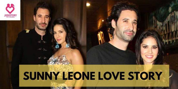sunny leone love story
