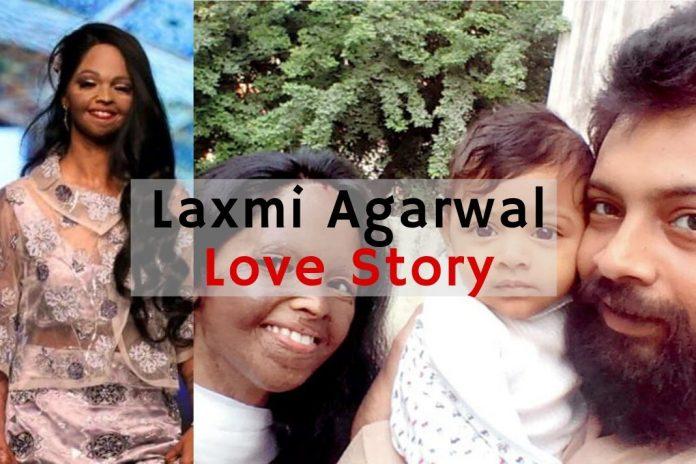 laxmi agarwal love story