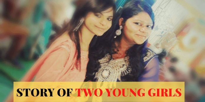 THE STORY OF TWO YOUNG GIRLS, FRIENDS FOR 13 YEARS!