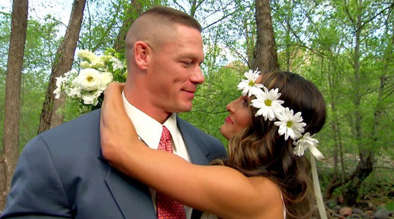 nikki bella and john cena love story