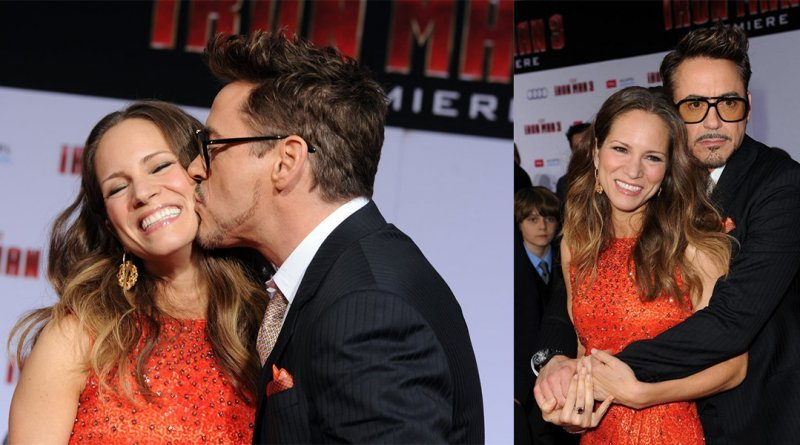 robert downey jr love story