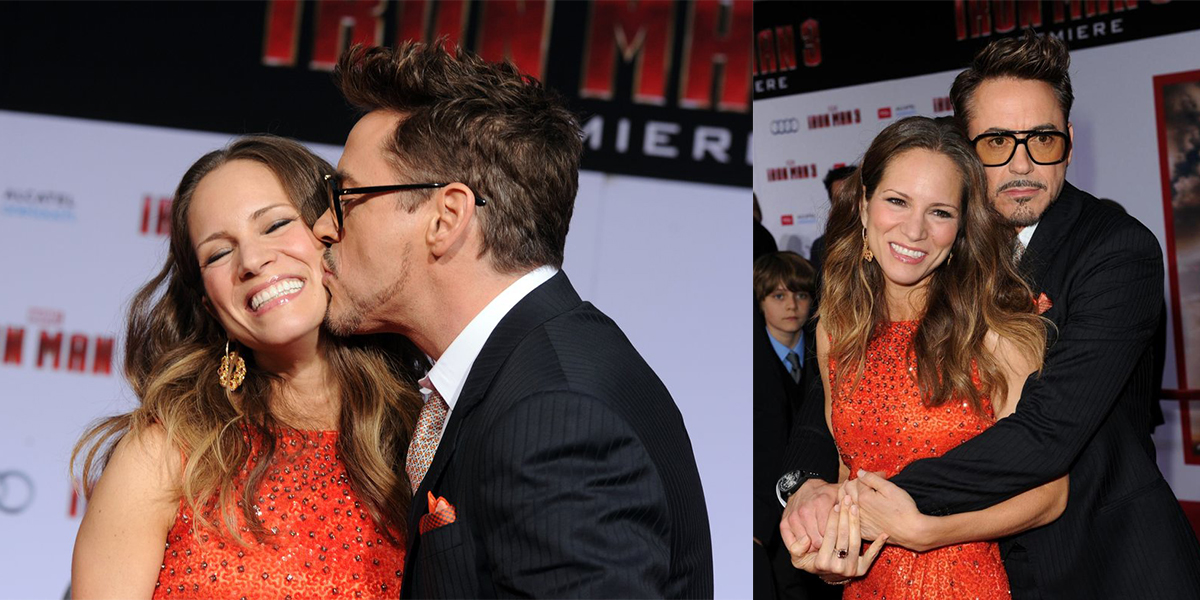 Love Story Of Robert Downey Jr: Second Chance To Love