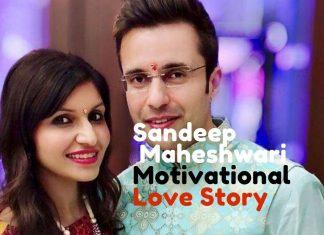 Sandeep maheshwari love story
