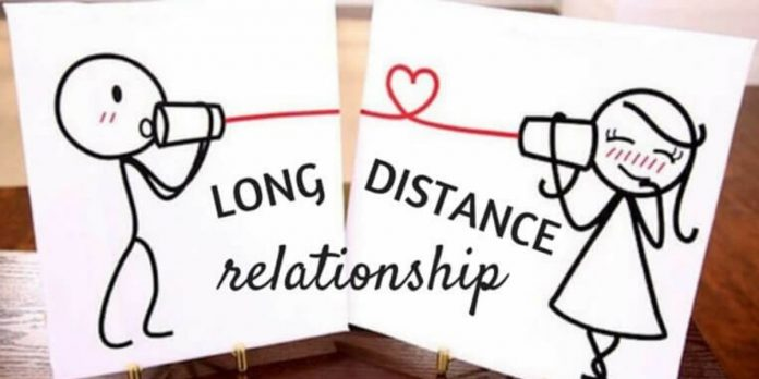 HOW TO HAVE A HAPPY LONG DISTANCE RELATIONSHIP ?