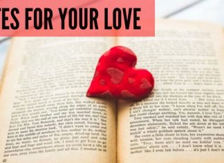 LOVE QUOTES: TOP 50 LOVE QUOTES FOR YOUR LOVE