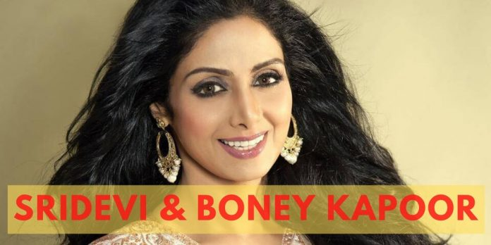 LOVE STORY OF LEGENDARY: SRIDEVI & BONEY KAPOOR