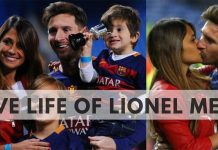 LOVE STORY OF LIONEL MESSI: A STORY EVERYONE DREAMS OF