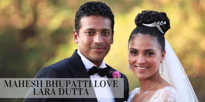LOVE STORY OF MAHESH BHUPATTI AND LARA DUTTA: LOVE STROKES