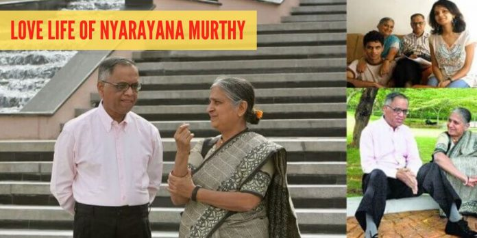 LOVE STORY OF NARAYANA MURTHY: AN ENDLESS ACT