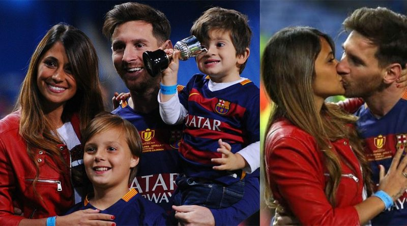 Lionel Messi love story
