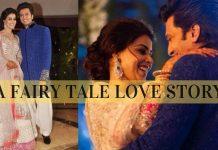 RITESH AND GENELIA LOVE STORY: A FAIRY TALE LOVE STORY