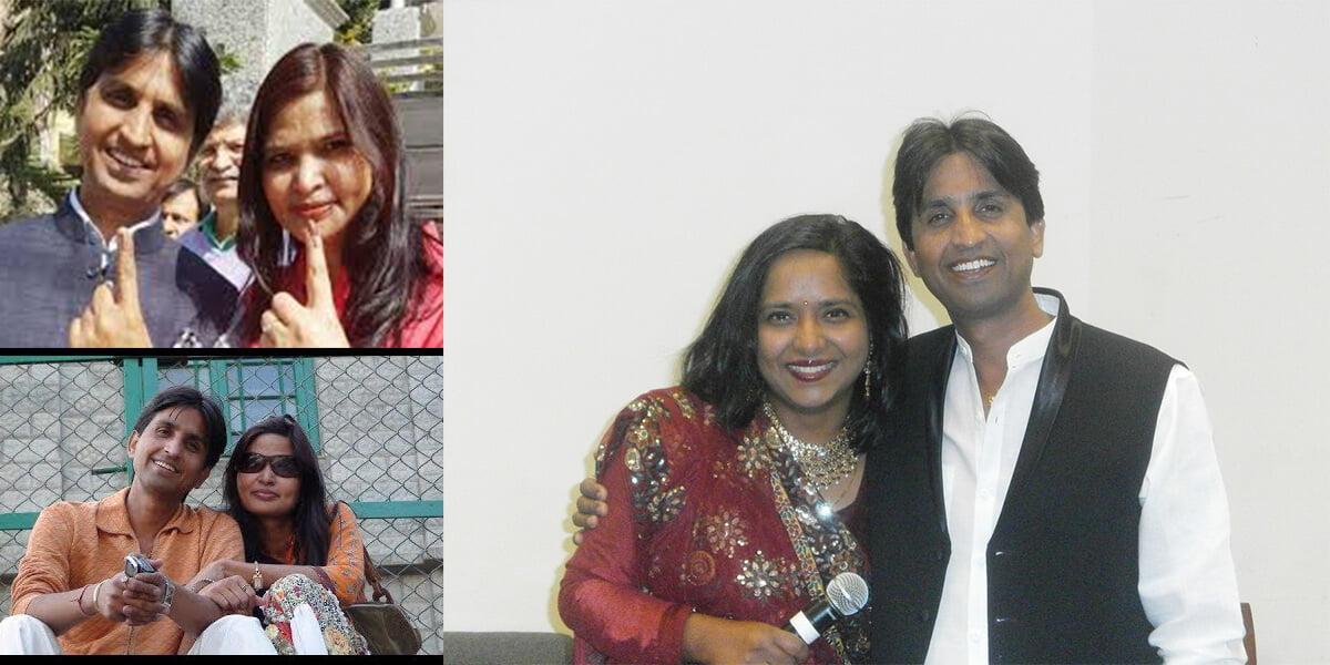 kumar vishwas love story