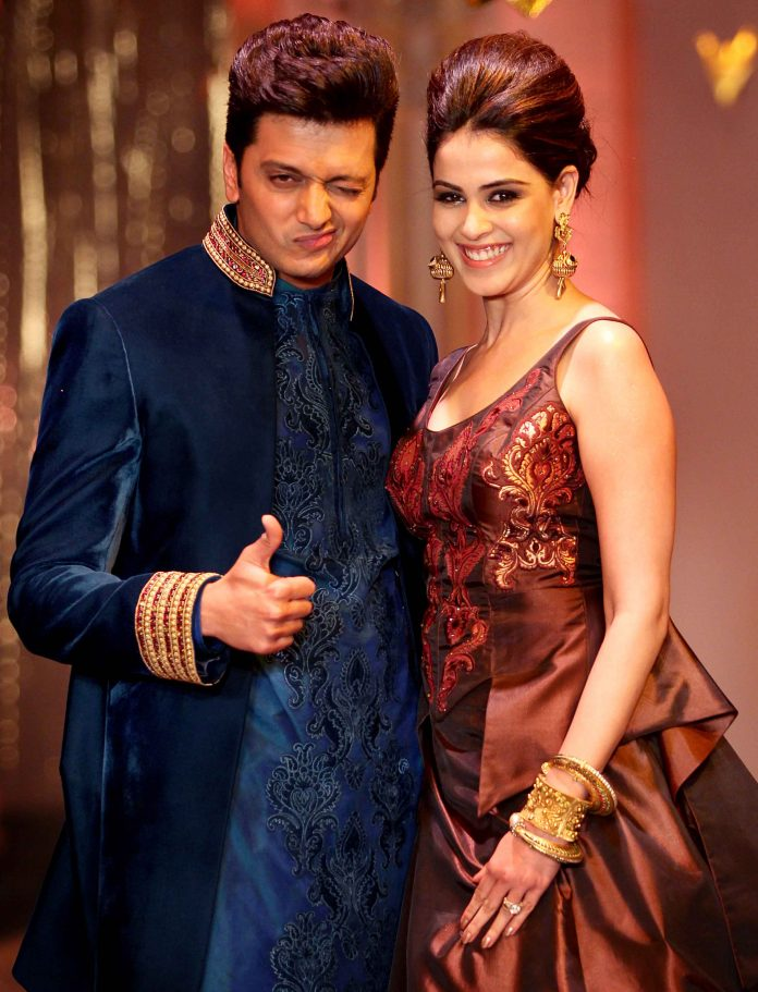 Ritesh & Genelia Love Story: a Fairy Tale Relationship
