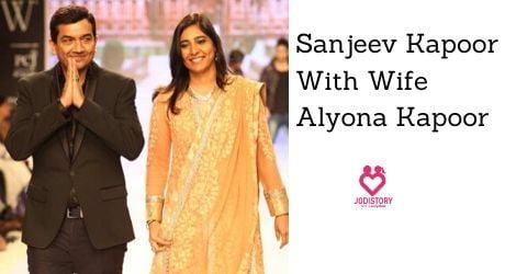 sanjeev kapoor love story