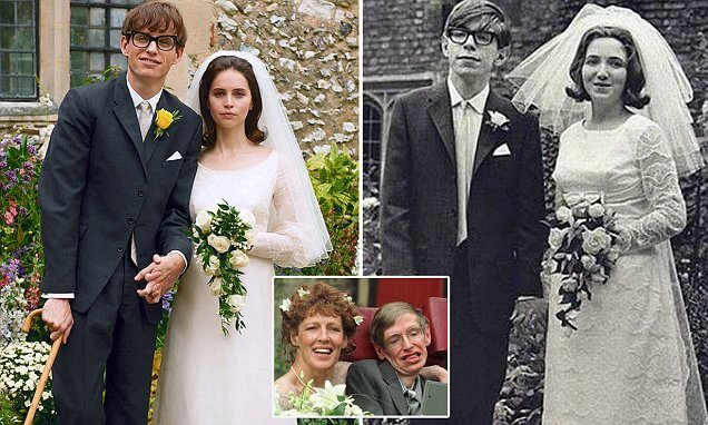 Stephen Hawking Love Story