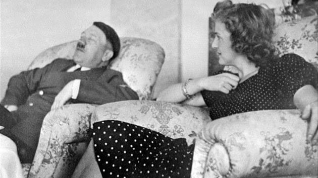 Adolf Hitler and Eva Braun love story