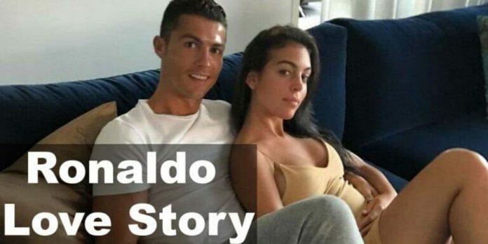 CRISTIANO RONALDO LOVE STORY