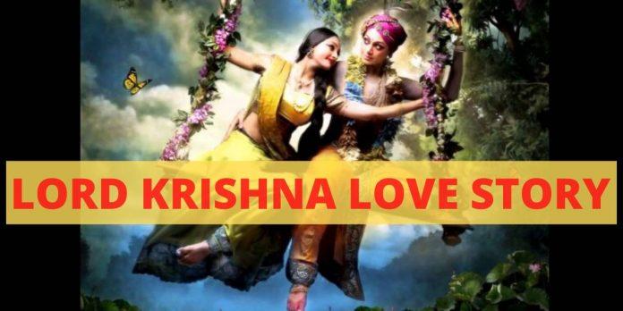 LORD KRISHNA LOVE STORY: A LOVE SO HISTORIC, BUT STILL INSPIRING