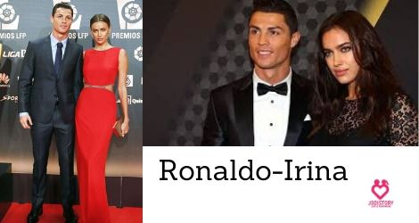 Cristiano Ronaldo love story personal life
