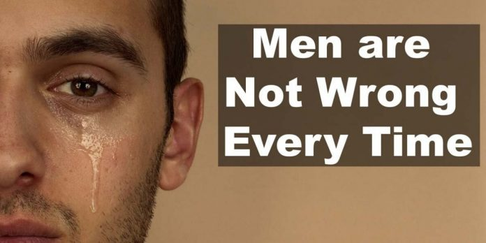 MEN CAN ALSO BE HARASSED: WE ARE MEN SO WE ARE WRONG ??